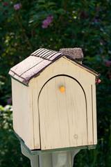 Cottage mailbox