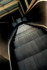 Escalator To The Unknown