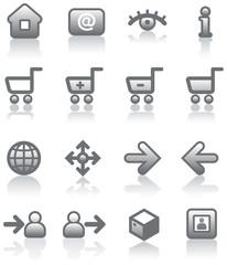 Vector E-Commerce Icon Set