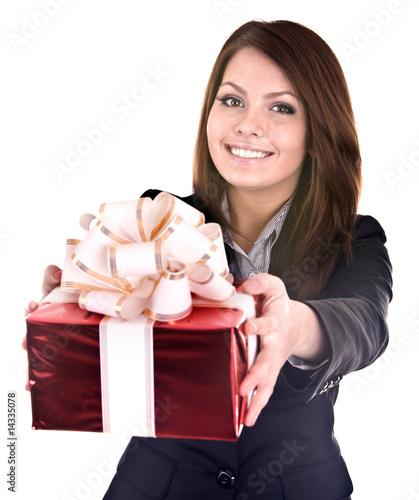 Подарок в день рождения деловой женщине 496