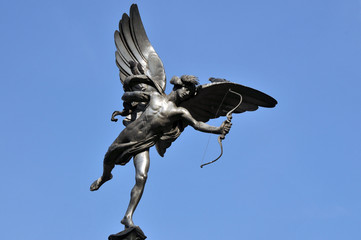 Eros Statue, Piccadilly Circus (London)