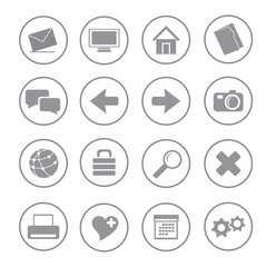 icons in ball gray01