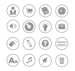 icons in ball gray02