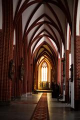 Church in Wroclaw, Poland