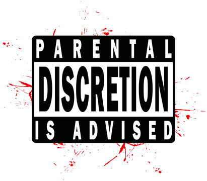 Parental Discretion Label