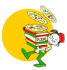 job series - Pizzaiolo
