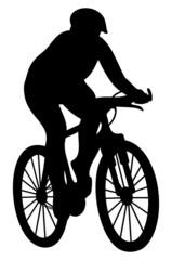 VTT-MTB Rider