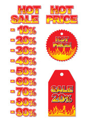 Hot sale set