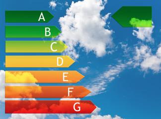 Concept économie d'énergie