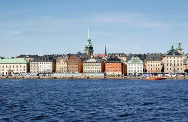 Altstadt von Stockholm Gamla Stan
