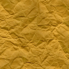 crumpled packing paper texture