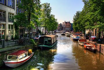 Printed roller blinds Amsterdam Amsterdam - Niederlande / Holland