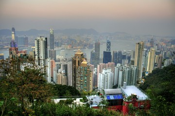 Hong Kong / Hongkong - China - Skyline