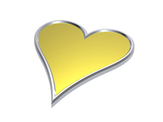 Heart, the symbol of the cards to the game.
