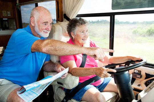 RV Seniors - Point the Way