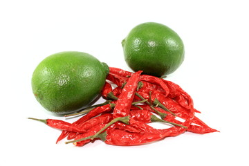 Lime Peppers