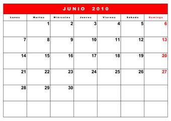 agenda 2010 españa 5