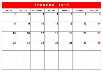 agenda 2010 españa 1