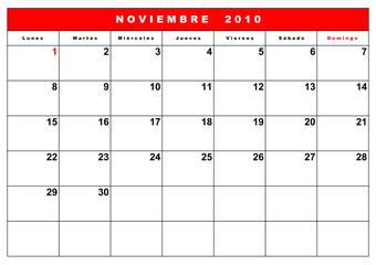 agenda 2010 españa 10