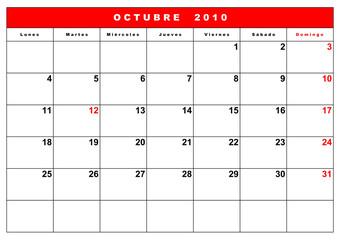 agenda 2010 españa 9