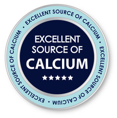 Excellent Source of Calcium