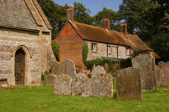 Avebury Churchyard