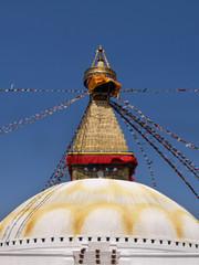 Nepalese stupa