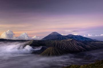 Mount Bromo volcano Fototapete