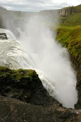 Island, Iceland, Gullfoss