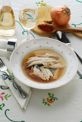 Zuppa di carpa - Primi piatti della cucina lombarda