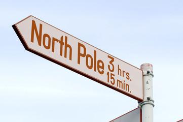 North Pole 3 hrs 15 min
