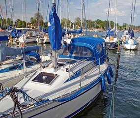 Sailing Boat - Segelboot