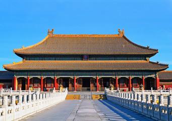 Papiers peints Pékin palais impérial