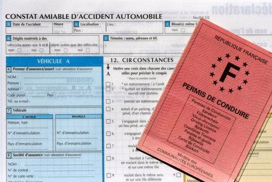accident ,voiture,constat,amiable,automobile,assurance,,malus
