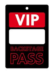 PASS VIP BACKSTAGE