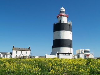 Hook Head lighthouse, Wexford, Ireland