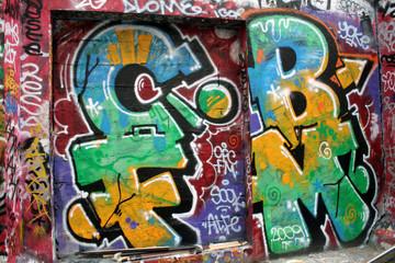 peinture de rues