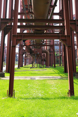 coke oven, Zeche Zollverein,Essen,Germany