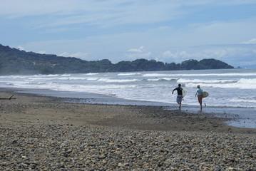 spiaggia e surf
