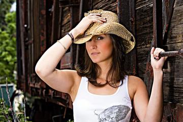 Pretty Country girl