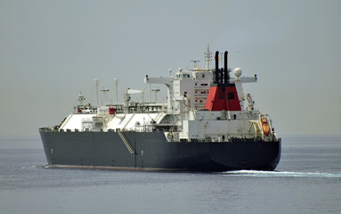 Oil and gas industry – liquefied natural gas tanker LNG