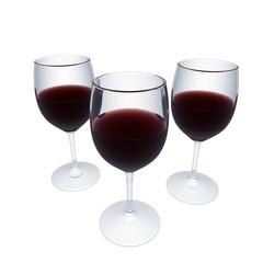 drei rotwein