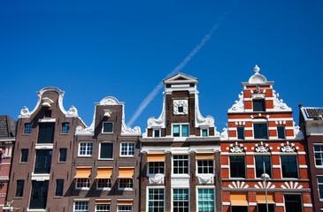 Canvas Prints Amsterdam Amsterdam Houses