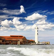 The Murano Island Venice