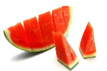 watermelon slice cuted