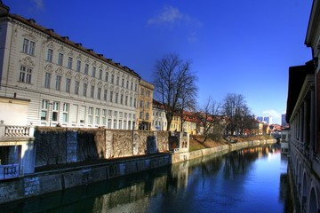 Laibach / Ljubljana - Slowakei (Slowakia)