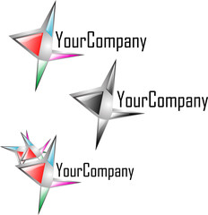 logo vector set for your company