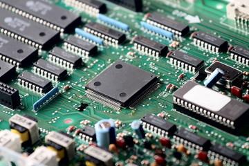 part computer PCI chip