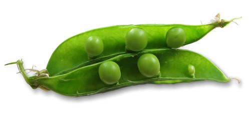 green peas - pod