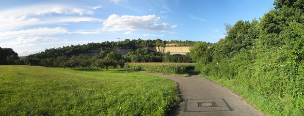 Feld Acker Land